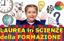 accesso a laurea scienze della formazione primaria