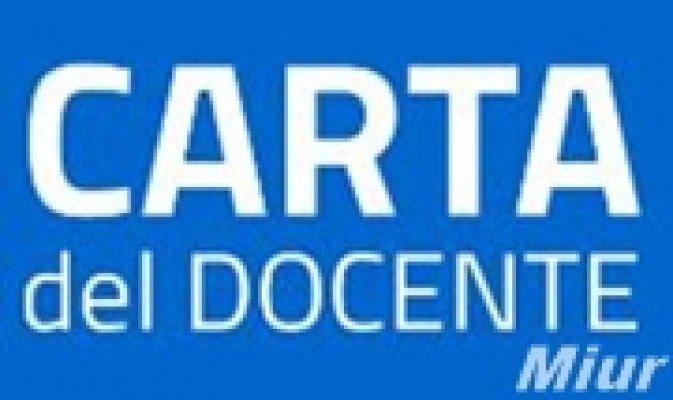 CARTA DEL DOCENTE - Ripristino accesso